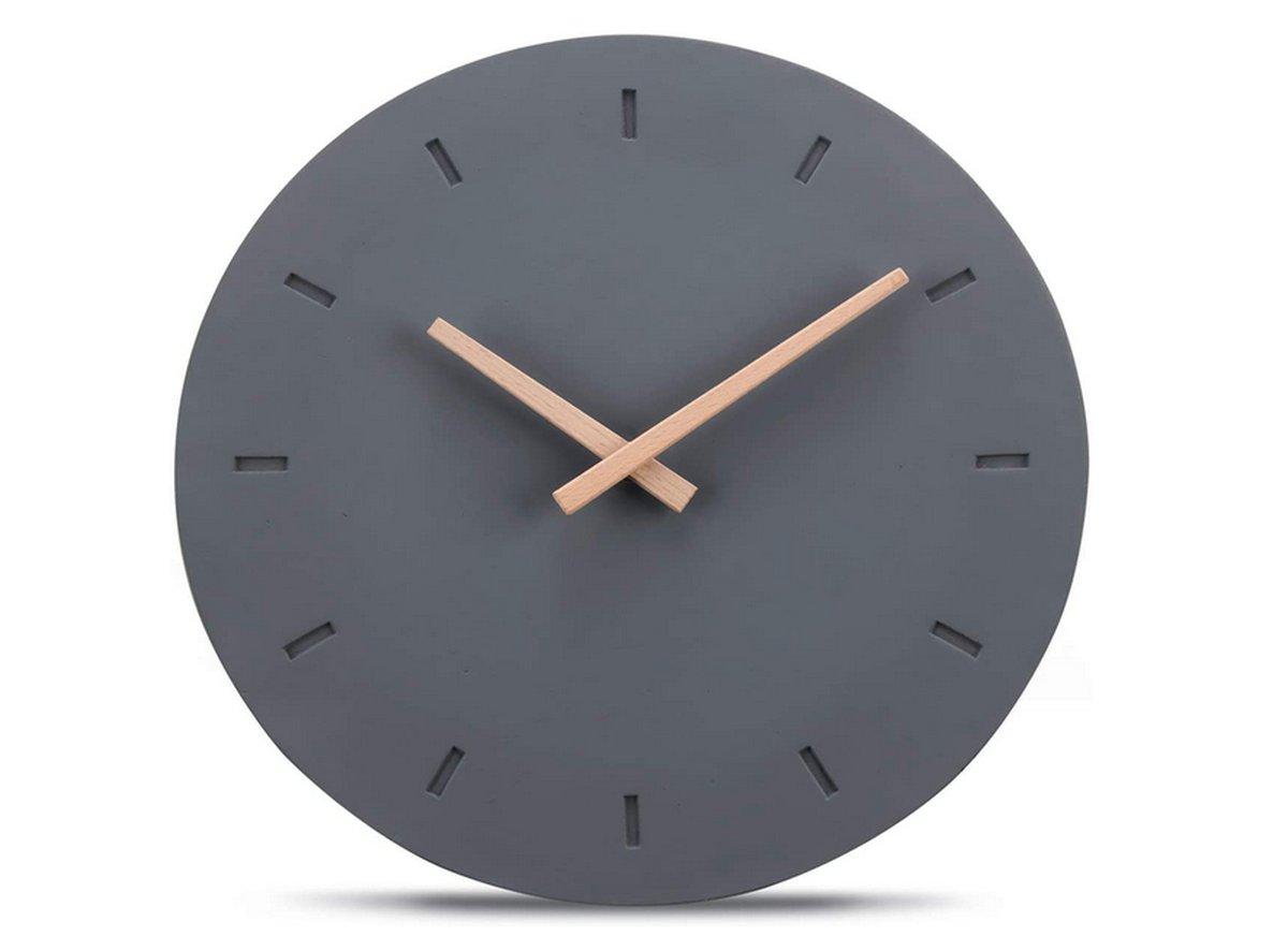 orologio-da-parete-di-design-cemento-legno-silenzioso