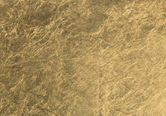 Pavimento in foglia d'oro