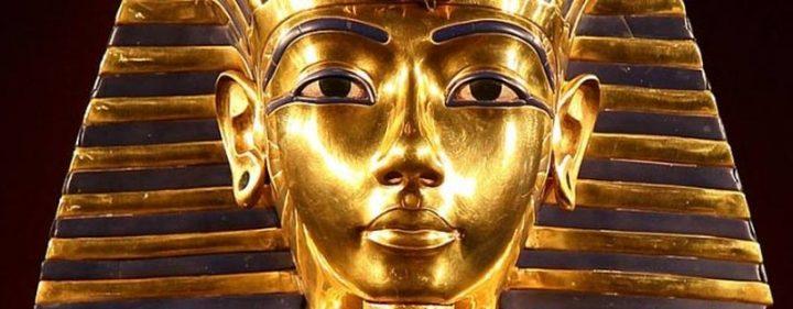 Significato oro antichita maschera egiziana faraone