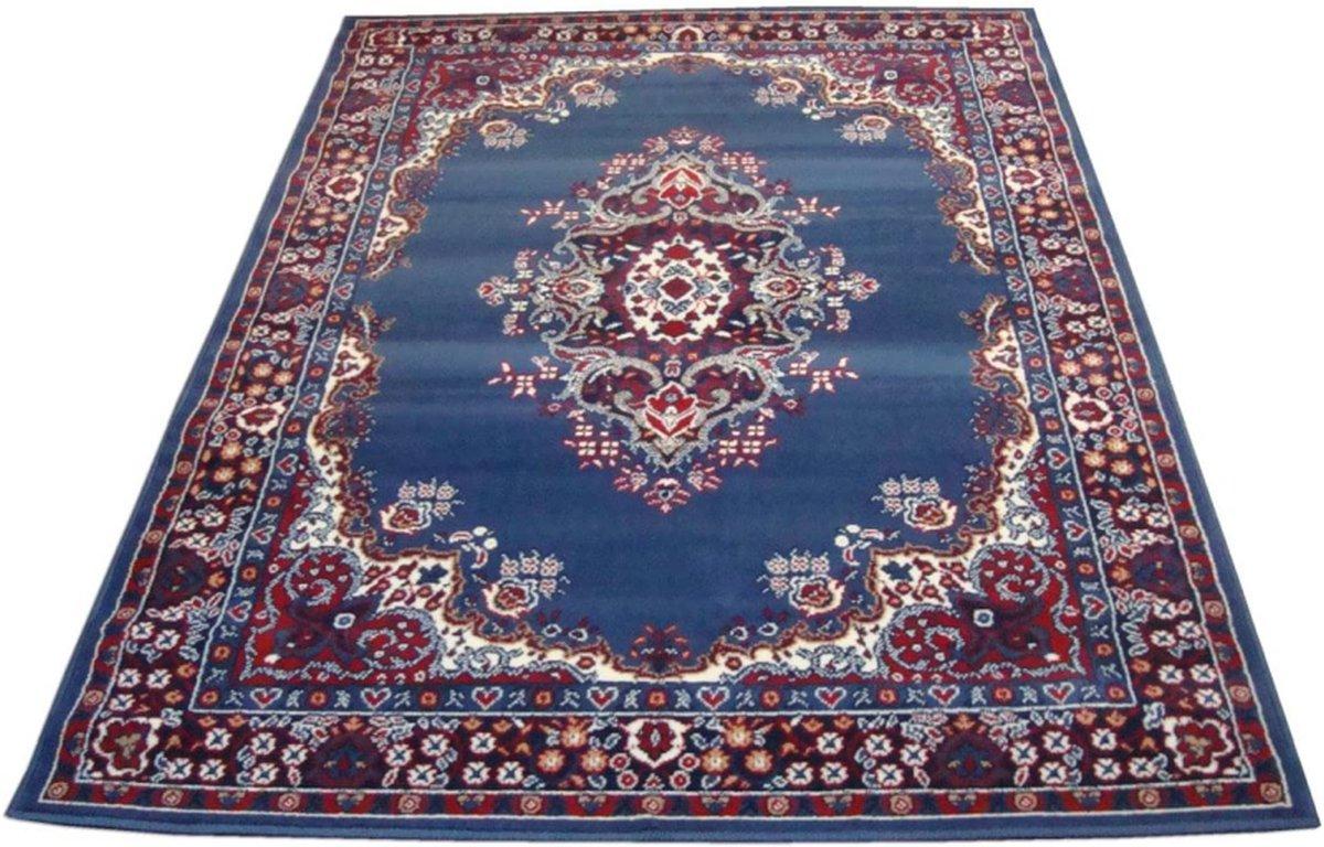 WEBTAPPETI.IT Tappeto Orientale Tappeto Economico arredo Classico Persian 6210-AZZURRO cm.240x330