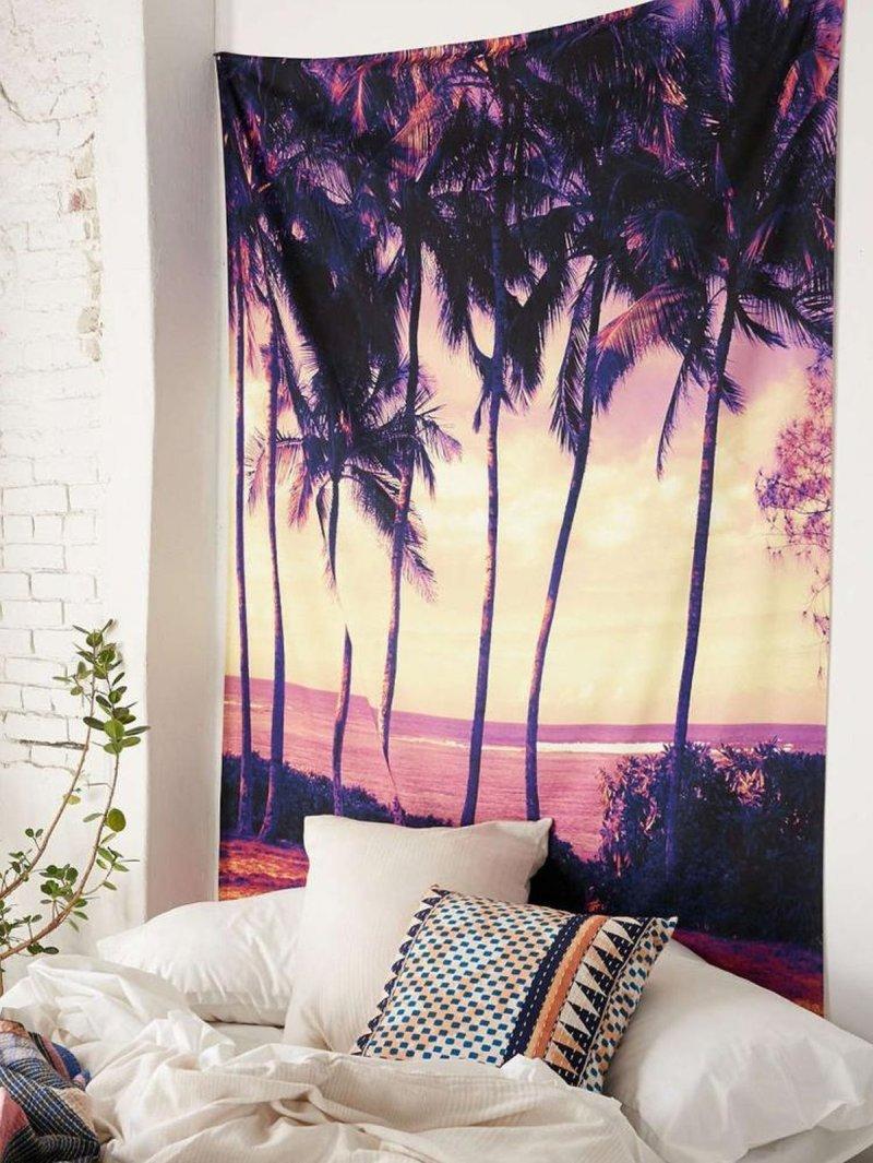 capoletto-stampa-su-tessuto-paesaggio-natura-tropicale-mare
