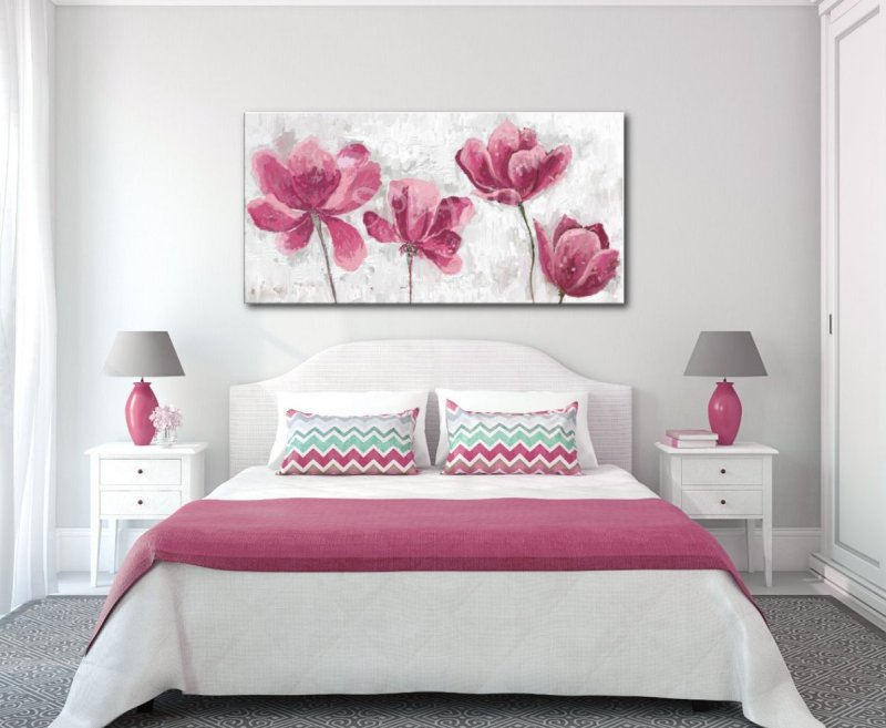capoletto-tela-fiori-acquerello-bianco-rosa