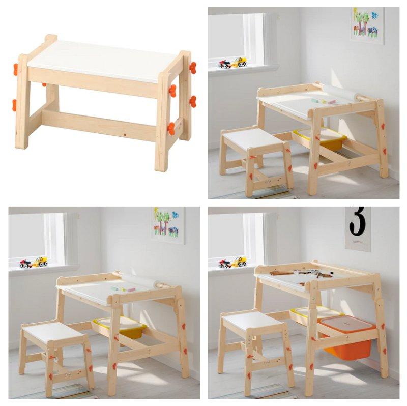 Panca-FLISAT-IKEA-bambini