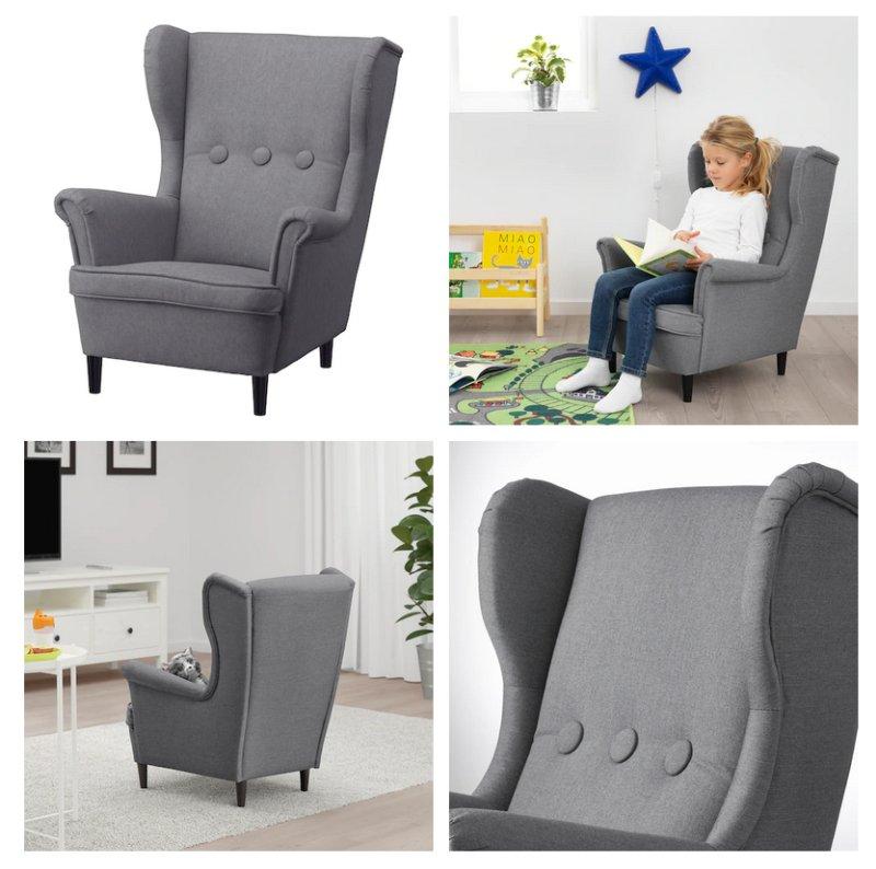 Poltroncina-STRANDMON-IKEA-bambini