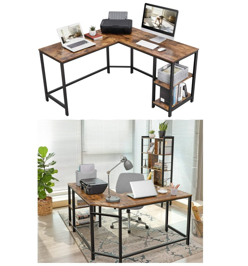scrivania-di-design-angolare-salvaspazio-porta-pc-stile-industriale