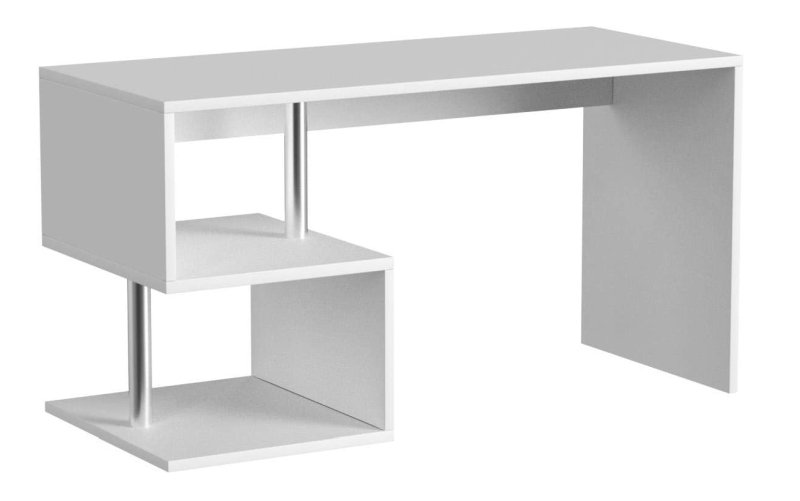 scrivania-di-design-bianco-lucido