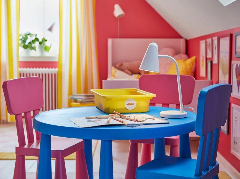 Sedioline Ikea Per Bambini E Tavolini Prezzi Materiali Colori 123 Design