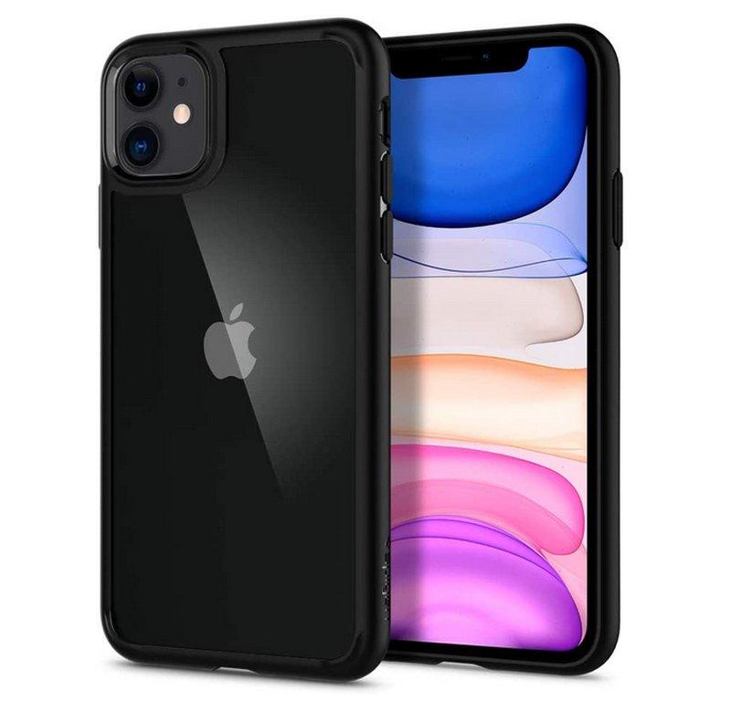 cover-compatibile-iphone-11-amazon-nera