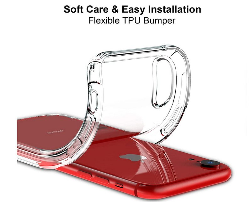 cover-compatibile-iphone-xr-trasparente-flessibile-amazon