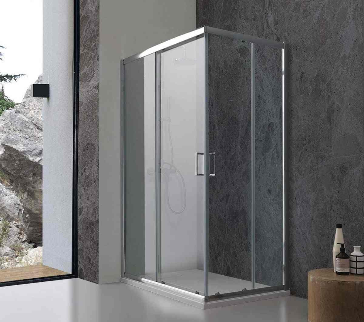 box-doccia-amazon-angolare-in-cristallo-trasparente-70x90