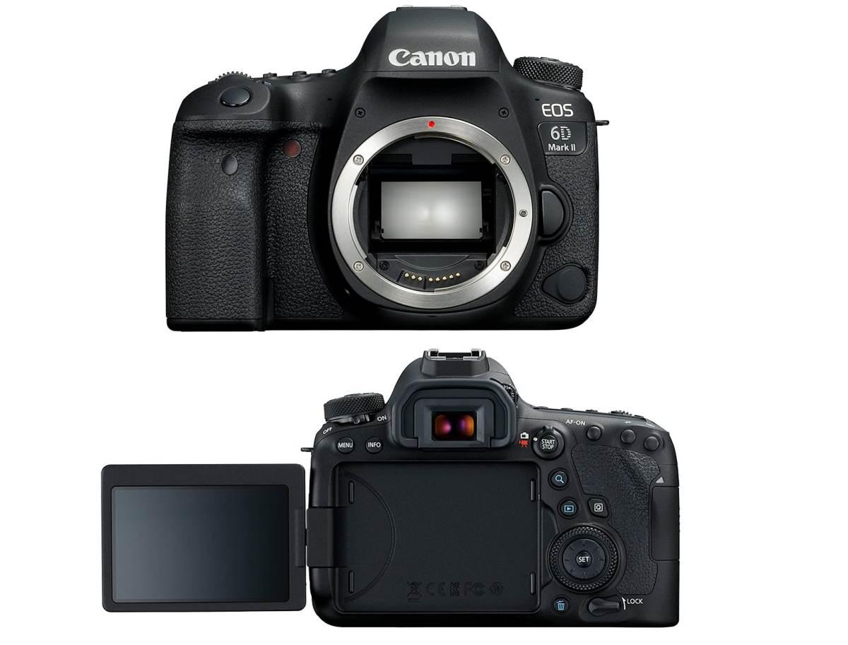 migliori-fotocamere-reflex-nikon-canon-eos-6d-mark-ii-amazon-prezzi