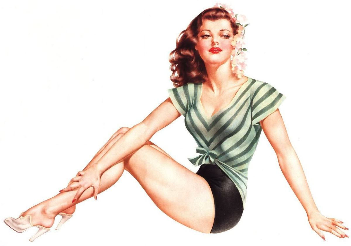 pinup-george-petty