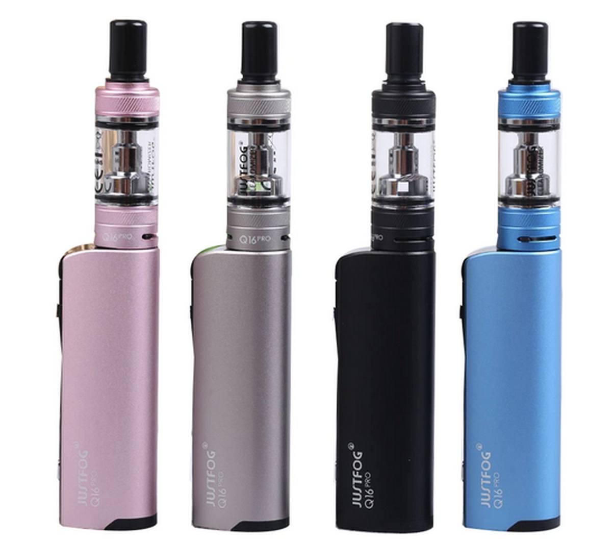 sigaretta-elettronica-justfog-q16-pro-nero-rosa-argento-blu