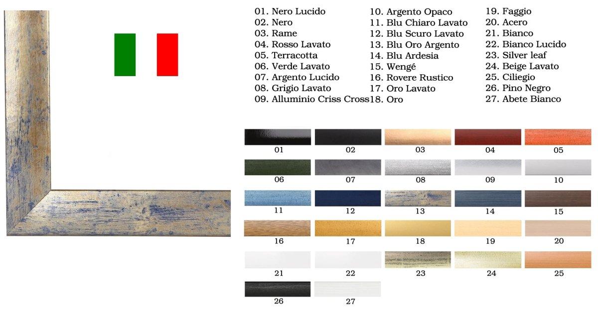 cornici-moderne-economiche-amazon-differenti-colori-in-legno-con-vetro-antiriflesso
