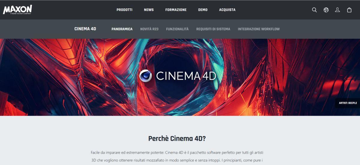 migliori-programmi-rendering-bim-cinema-4d