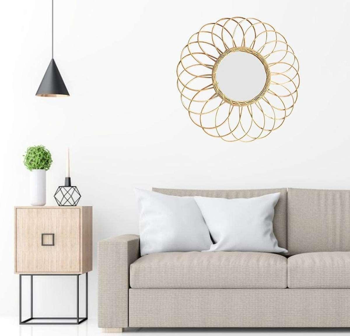 specchio-di-design-da-parete-in-rattan-naturale-dorato-a-forma-di-sole