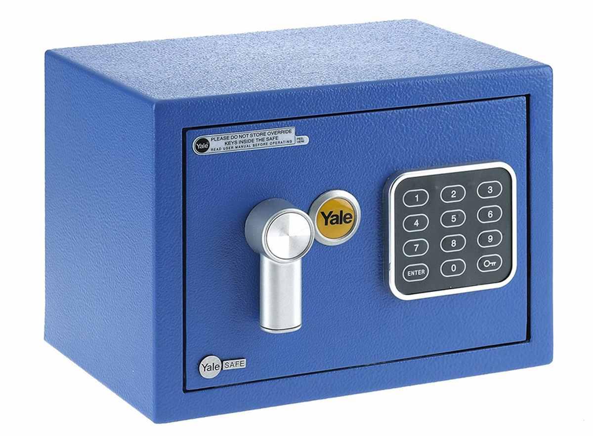cassetta-di-sicurezza-economica-blu-tastierino-digitale-acciaio