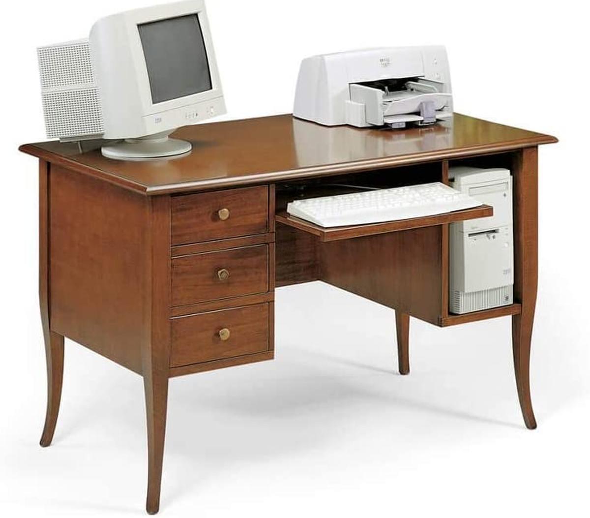 scrivania-pc-computer-lusso-legno-massello-rappresentanza-presidenziale-arte-povera-stile-classico-amazon