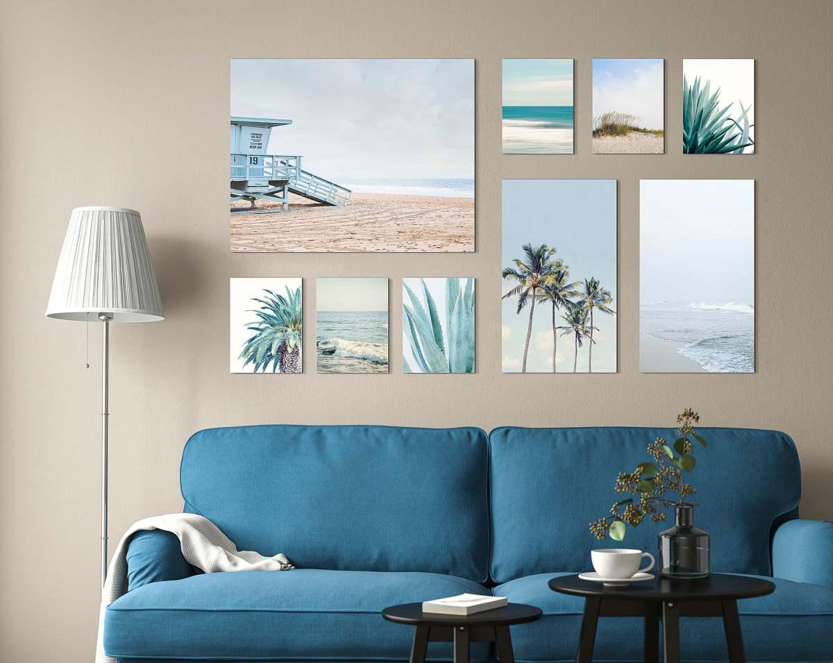 set-quadro-stampa-su-tela-ikea-spiagge-vacanze-mare-palme
