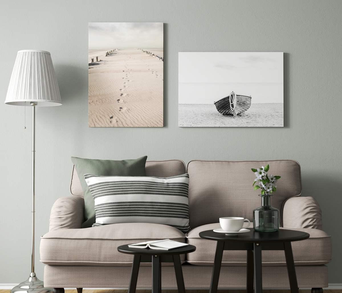 set-quadro-stampa-su-tela-ikea-spiagge