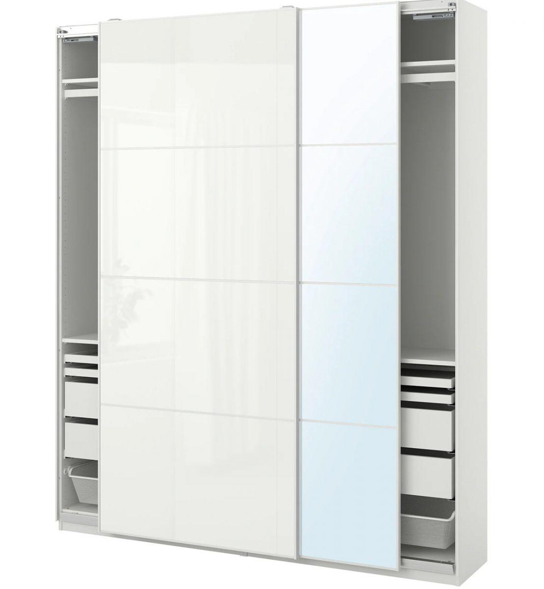 ante-scorrevoli-ikea-bianco-vetro