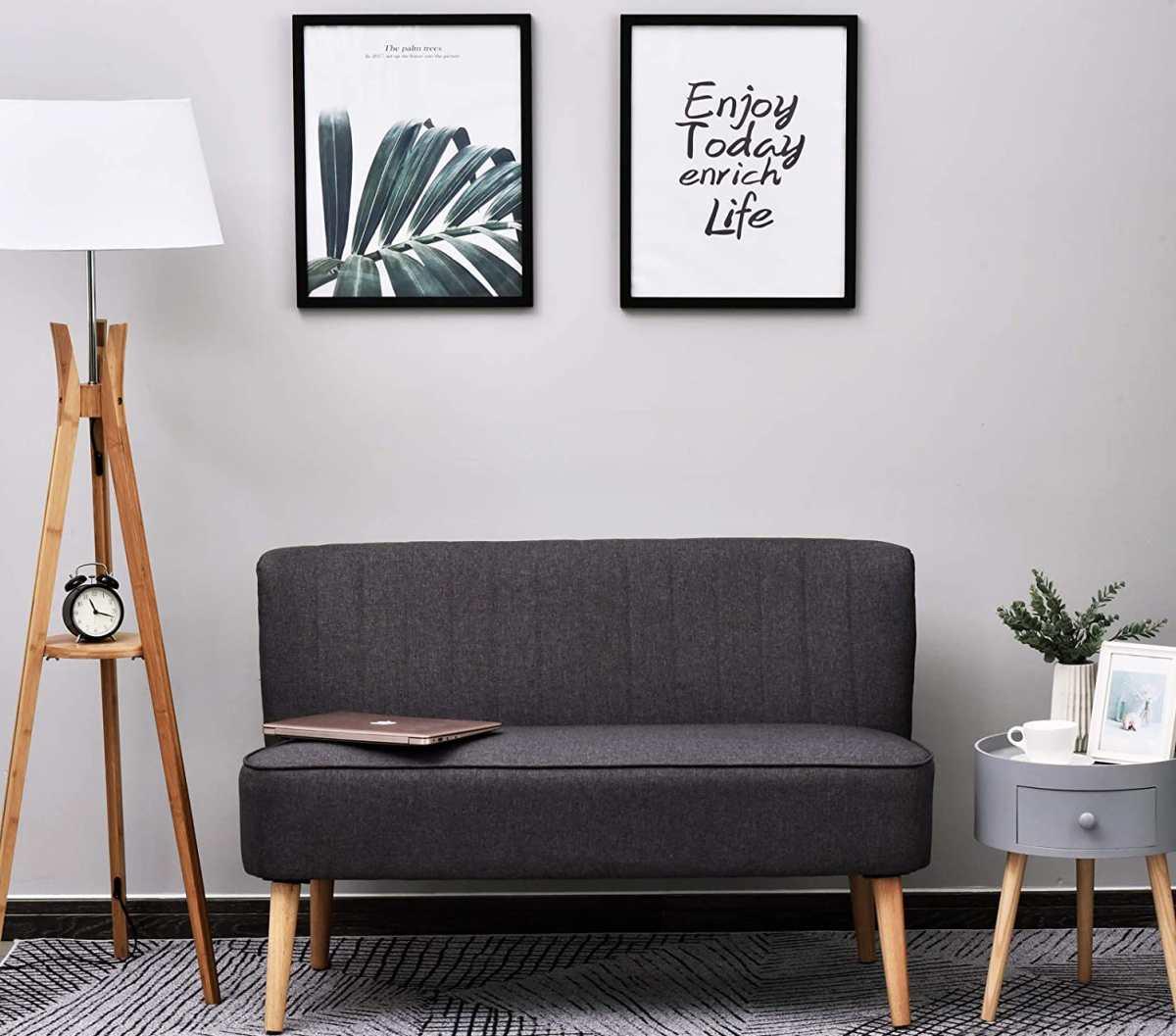 divanetto-letto-2-posti-reclinabile-grigio-homcom-economico