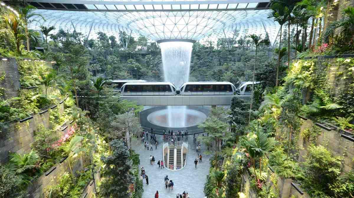 migliori-aeroporti-di-design-changi-singapore